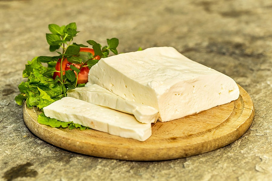 HOMEMADE SHEEP FETA RECIPE