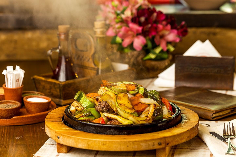 The real taste ^ of Bulgarian cuisine