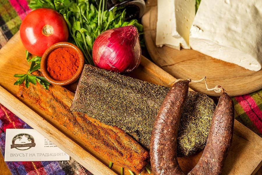 Own production of restaurant Pod Lipite